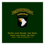 58th IPSD - 101st Airborne Poster