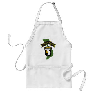 58th Scout Dog Platoon 101ID Apron