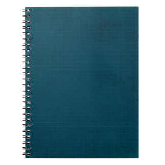 592_navy-grid-paper NAVY BLUE GRID PAPER TEXTURE B Note Book