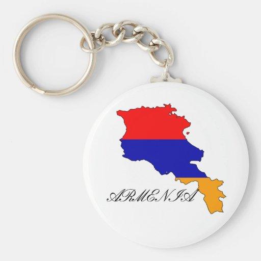594px-Flag-map_of_Armenia_svg, ARMENIA Llaveros Personalizados