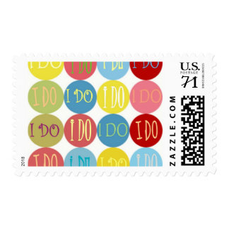 59 CENT SPECIAL WEDDING POSTAGE STAMPS I DO