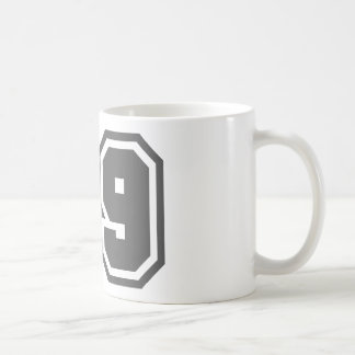 59 CLASSIC WHITE COFFEE MUG