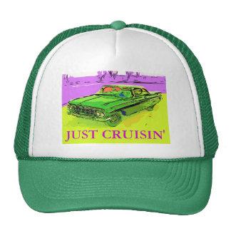 59-impala JUST CRUISIN' Trucker Hat