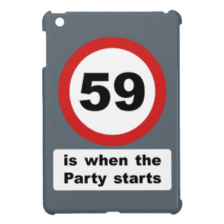 59 is when the Party Starts iPad Mini Case