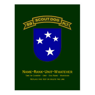 59.o IDSD - 23d infantería Postales