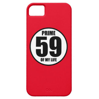 59 - prime of my life iPhone SE/5/5s case