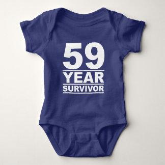 59 year survivor t-shirt