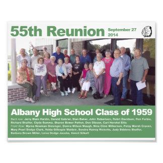'59er 55th Reunion Photographic Print