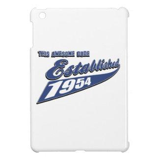 59th birthday designs cover for the iPad mini