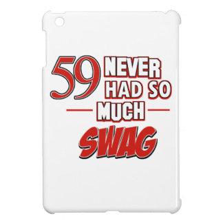 59th birthday designs iPad mini covers
