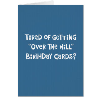 59th Birthday Humor Greeting Card