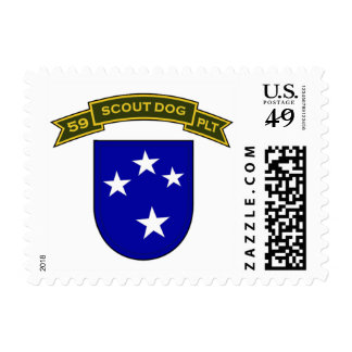 59th IDSD - 23d Infantry Stamps