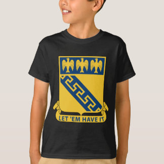 59th Infantry Regiment - Let 'Em Have It T-Shirt