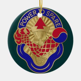 59th Ordnance Brigade Ceramic Ornament