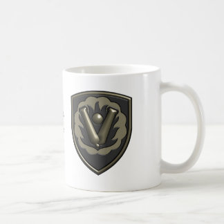 59th Ordnance Brigade Insignia Patch Coffee Mug