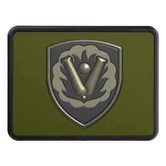 59th Ordnance Brigade Insignia Patch Tow Hitch Cover