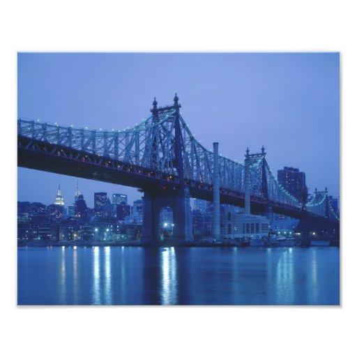 59th Street Bridge, New York, USA Photo Print