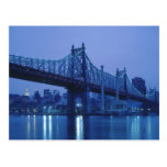 59th Street Bridge, New York, USA Postcard