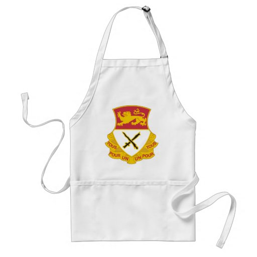 5/15 cav adult apron