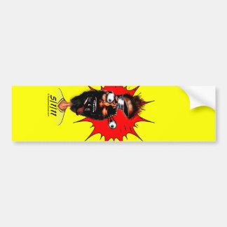5/1/11 Cartoon Bumper Sticker