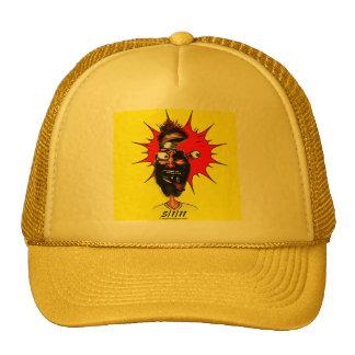 5/1/11 Cartoon Trucker Hat