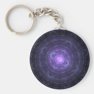 5 1 fractal keychain