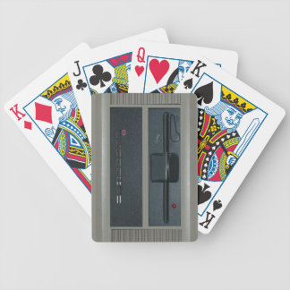 5.25 Inch Disk Drive Bicycle Playing Cards