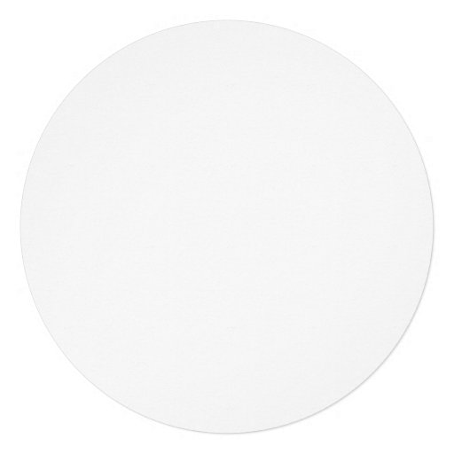 5.25 x 5.25 Invitation Circle
