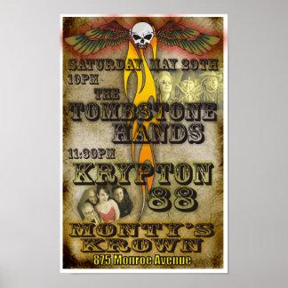 5-29-10 poster de la cerda del criptón 88
