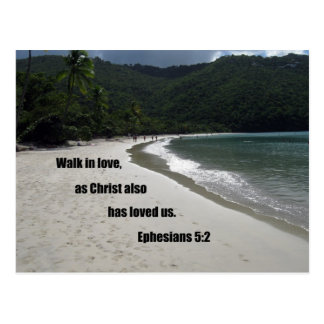 5:2 de Ephesians Tarjeta Postal