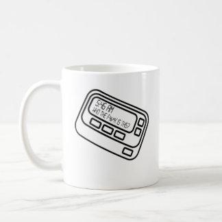 5:46 In the Morning Coffee Mug
