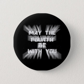 5-4  May the Fourth Button