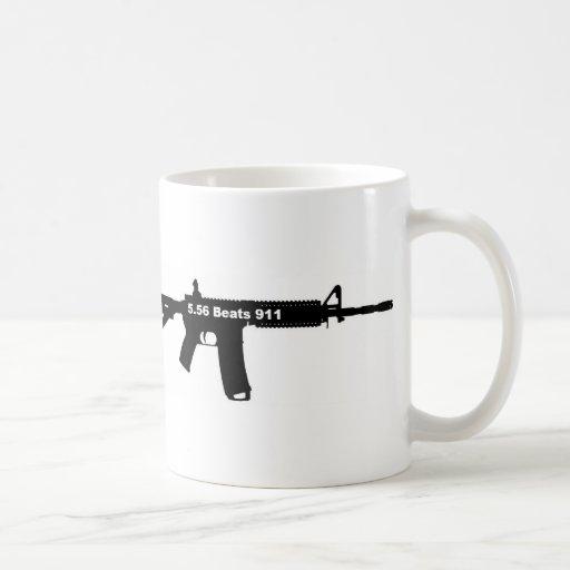 5,56 Bate 911 Tazas De Café