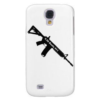 5.56 Beats 911 Galaxy S4 Covers