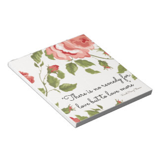 """5.5"""" x 6"""" Notepad - 40 pages"""