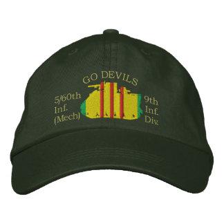 5/60th Inf. 9th Inf. Div. VSM M113 Track Hat