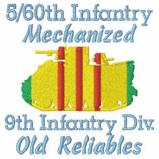 5/60th Inf. Vietnam Ribbon M113 ACAV Track