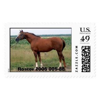 5-88, Rostov 2006 005-88 Stamp