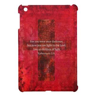 5:8 de Ephesians que eleva escritura y ARTE bíblic
