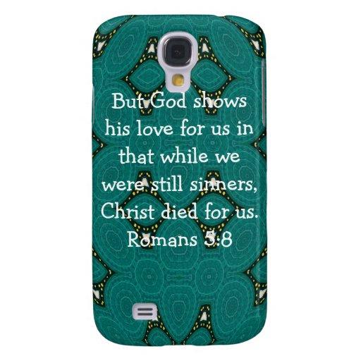 5:8 de los romanos de la cita de la escritura del