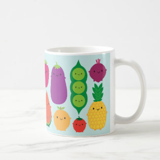 5 A Day Fruit & Vegetables Coffee Mug
