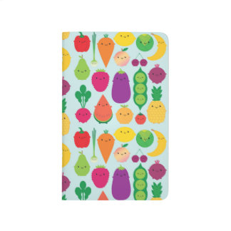5 A Day Fruit & Vegetables Journal
