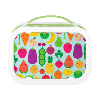 5 A Day Fruit & Vegetables Lunch Box