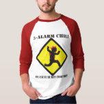 """5 Alarm Chili Men's 3/4"""" Raglan Shirt"""