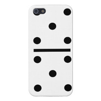 5 and 5 Dominos Design case Case Savvy iPhone 5