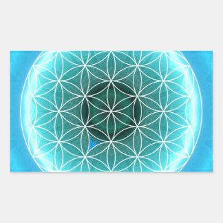 5 azules claros del chakra de la garganta creados rectangular altavoces
