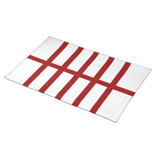 5 bisecó líneas rojas manteles