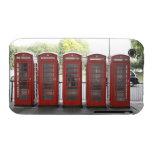 5 cabinas de teléfonos en Londres Funda Bareyly There Para iPhone 3 De Case-Mate