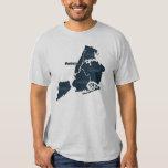 5 camiseta de las ciudades 2 remeras
