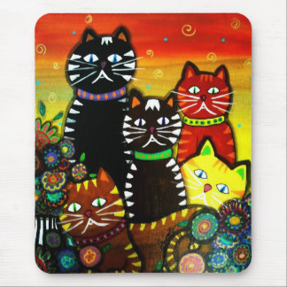 5 CATS MOUSEPADS